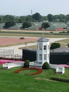 Kentucky Derby Winner's Circle